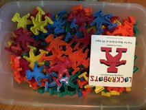 Lock Robots Building Learning Toy Over 100Pcs! in Aurora, Illinois