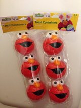 ELMO Treat/Party Favor Containers in St. Charles, Illinois