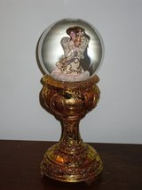"11-1/2"" musical angel snowglobe in Aurora, Illinois"