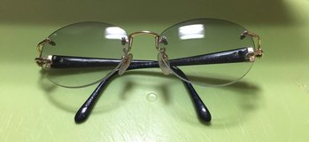 Vintage Yves Saint Laurent Fashion Glasses, Paris in Okinawa, Japan