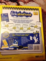 New Telestrations board game in Fort Riley, Kansas