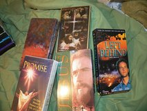 5 Religious VHS Tapes in Kingwood, Texas