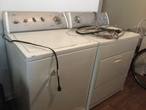 Washer and Dryer Set in Quantico, Virginia
