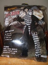 ~ EVIL JESTER COSTUME~ (NIP) in Camp Lejeune, North Carolina