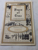 1955 Pages of Time A Nostaligia New Report in Spring, Texas