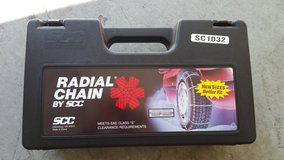 Snow Chains in Travis AFB, California