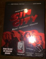 SIN CITY DELUXE TWO-DISC DVD COLLECTION WITH GN  NEW in DeRidder, Louisiana