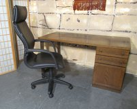 Office Desk with Office Chair in Ramstein, Germany