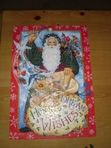 """13 x 20"""" Xmas puzzle in tin in St. Charles, Illinois"""