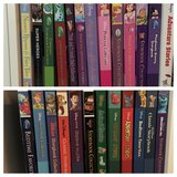 Lot of Disney Collection Books in Travis AFB, California