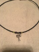 Custom Made Palmetto Necklace in Beaufort, South Carolina