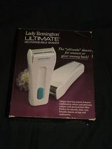 Lady Remington Ultimate Rechargeable Shaver Vintage Model ULTW-1 NEW in Naperville, Illinois