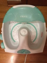 Homedics Foot Bubble Spa in Aurora, Illinois
