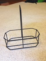 Wrought Iron holder in Plainfield, Illinois