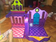 Monster high foldable school house in Camp Lejeune, North Carolina