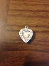 Heart shaped pendent for necklace in St. Charles, Illinois
