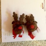 Reindeer Pierced Earrings in St. Charles, Illinois