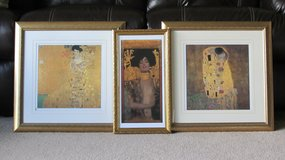 Framed Pictures (G.Klimt). in Plainfield, Illinois