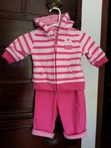 Carter's 3M 2-piece pink hooded jacket and pant set in Bolingbrook, Illinois