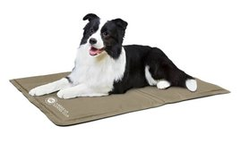 """AKC Pet Cooling Mat 30""""x 24"""" Tan in Chicago, Illinois"""