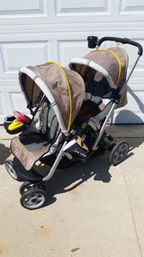 Jeep Traveler Double Stroller in Fort Campbell, Kentucky