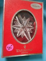 Waterford Crystal Ornament in Schaumburg, Illinois