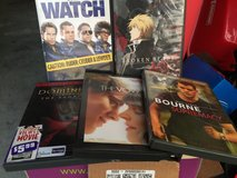 "5 dvd ""The watch""""Bourne Supremacy""..... in Camp Lejeune, North Carolina"