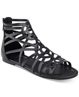 G by GUESS Women's Letsbe Black Sandal  7 1/2 new in Elgin, Illinois