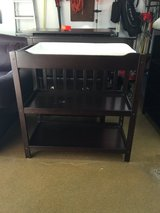 Changing Table - Espresso Color in Naperville, Illinois