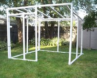 PVC Structure in Naperville, Illinois