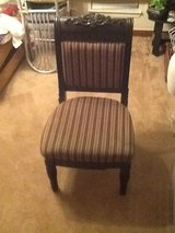 Beautiful Solid Wood Chair in Spring, Texas