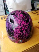 Girls bicycle helmet in Alamogordo, New Mexico
