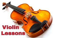 Private Violin Lessons (1 on 1) in Bolingbrook, Illinois