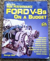 Ford V-8's on a budget in Fort Leonard Wood, Missouri