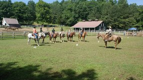 Horsemanship Clinic with Mark Schwarm May 12 2018 in Fort Campbell, Kentucky