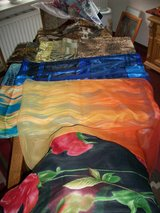 Lot of 18 scarves in Ramstein, Germany