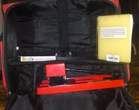 Sizzix SYSTEM CONVERTER for Cutting Sizzlits Dies w/ Red Original Machine and cutting pad in Camp Lejeune, North Carolina