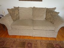 Bassett Couch , like new condition. From smoke free home. in Aurora, Illinois