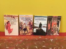 Lot of 4 Classics books for advanced young readers in Plainfield, Illinois