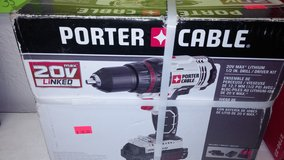 Porter Cable Lithium Drill/Driver set in Yucca Valley, California