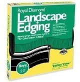 ROYAL DIAMOND PRO GRADE LANDSCAPE EDGING,20 FEET,NEW IN BOX, X-LISTED in Tinley Park, Illinois