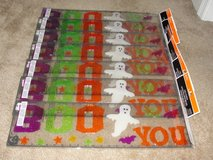 """HALLOWEEN NEW IN PACKAGE """"BOO YOU"""" GEL CLING ONS SET OF 5 in Camp Lejeune, North Carolina"""