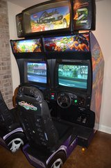 Cruise World Driving Arcade Games in Naperville, Illinois