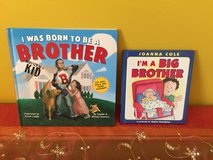 I am a big brother books  with cd in Bolingbrook, Illinois