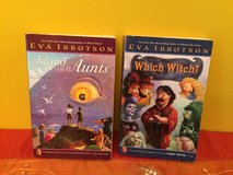 Lot Eva Ibotson children books from the witches series in Bolingbrook, Illinois