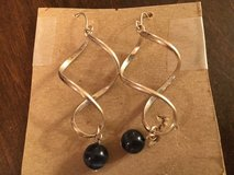 Wire Earrings in Chicago, Illinois