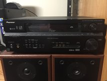 Pioneer Audio/Video Multi-Channel Receiver in Camp Pendleton, California