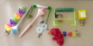 Items for bird cage ( were used to b for parakeets ) in Fort Bragg, North Carolina