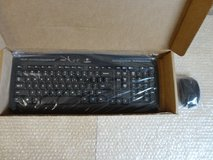 Brand New Logitech Wireless Keyboard and Mouse Combo Long Range in Chicago, Illinois
