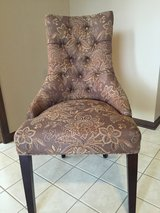 Beautiful Pier 1 Fabric chair in Westmont, Illinois